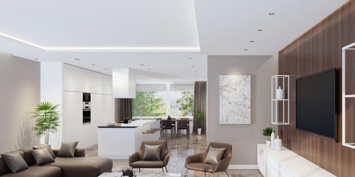 天花板設計的專業服務