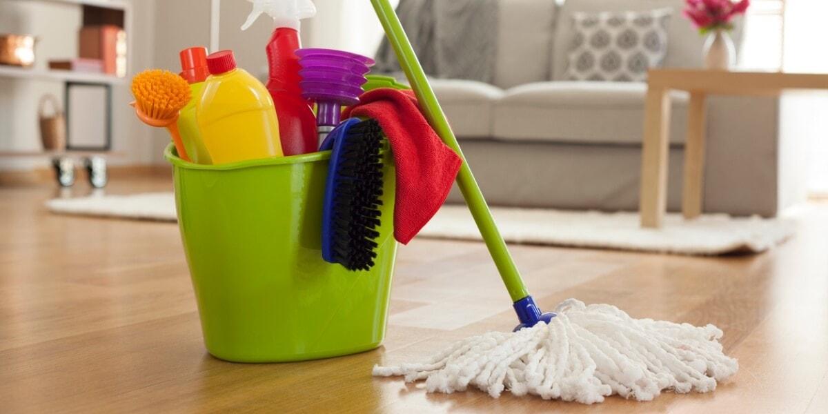 居家清潔的專業服務