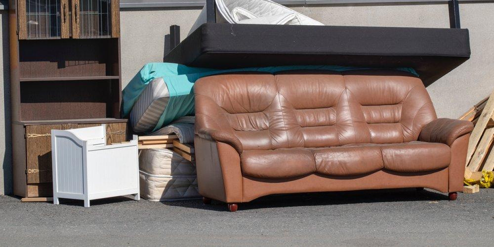 大型家具回收的專業服務