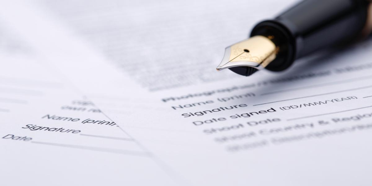 法律文件翻譯的專業服務